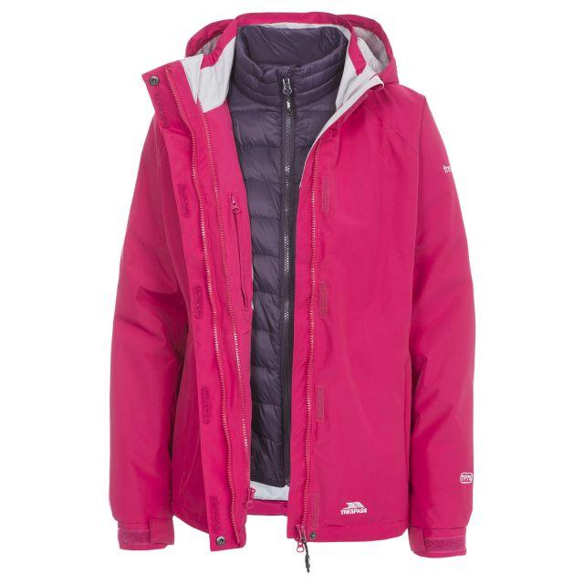 Trailwind Women's 3 in Pink