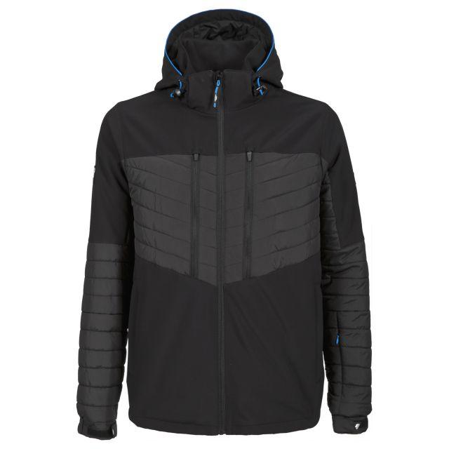 Traipse Men's Ski Jacket in Black