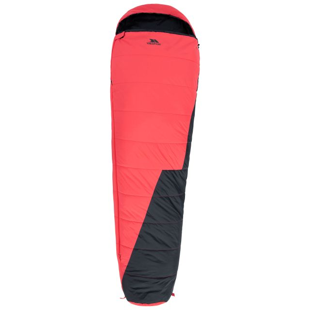 Tranquill 3 Season Thermolite Sleeping Bag in Red