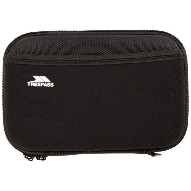 Multi Function Mini Travel Case in Black, Angle view