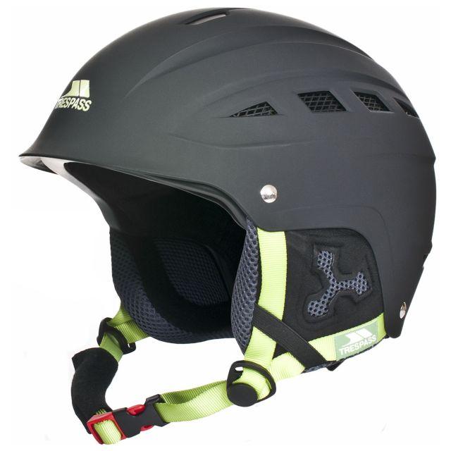 Trespass Adults Ski Helmet in Black Furillo