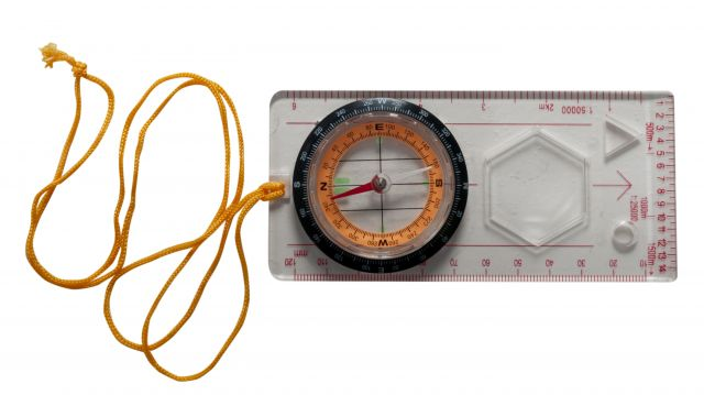 Multi Function Compass in Assorted
