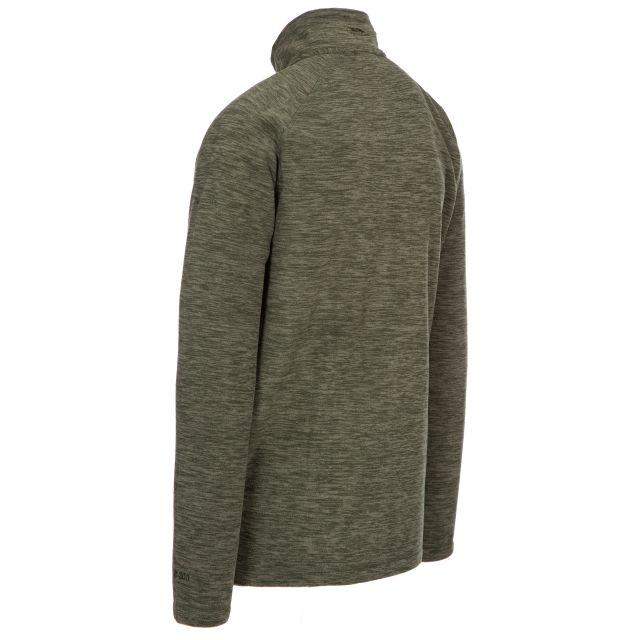Veryan Men's Fleece Jacket in Green