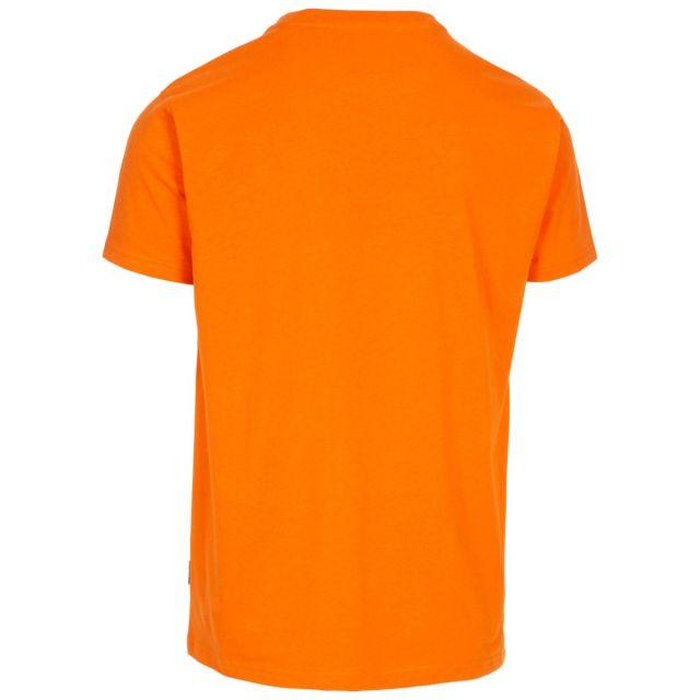 Trespass Men's Casual Short Sleeve T-Shirt Westover Orange
