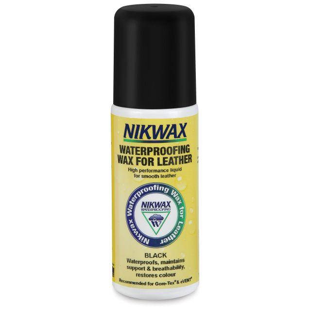 Nikwax Waterproofing Wax Cream For Leather 125ml in Black