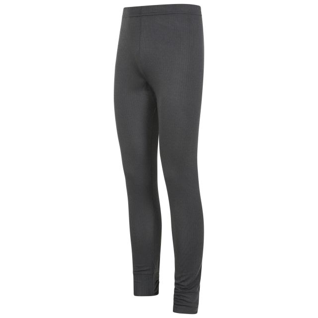 Trespass Adults Thermal Trousers in Black Yomp360