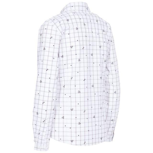 Zova Women's Checked Shirt in Black